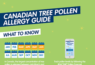 Canadian Tree Pollen Guide