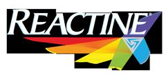REACTINE logo