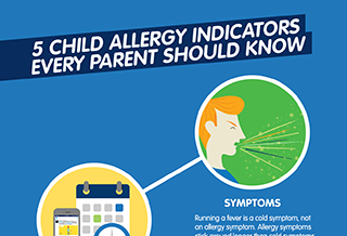 Allergy Symptoms in Kids