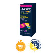 REACTINE® Children's Liquid